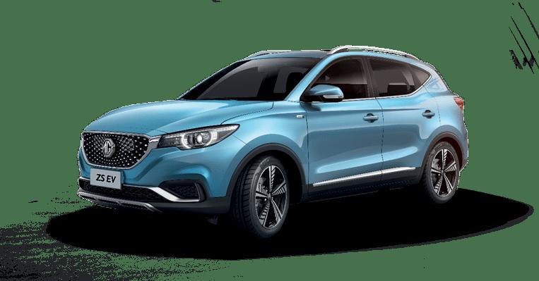 רכב חשמלי חסכוני MG